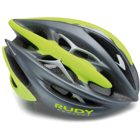 Rudy Project Sterling Helmet Titanium-Lime Fluo Matte
